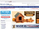 Petsbycsn.com Coupon Codes