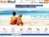 Browse Pet Shed