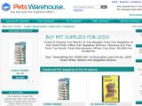 Browse Pets Warehouse