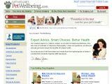Browse Pet Wellbeing