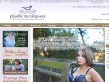 Browse Phoebe Nursingwear