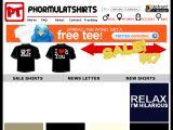 Browse Phormula T-Shirts