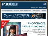 Browse Photobacks