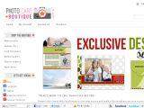 Browse Photo Card Boutique