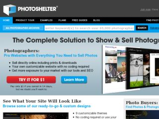 Shop at photoshelter.com