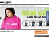 Browse Physiq Apparel