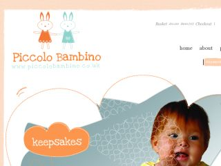 Shop at piccolobambino.co.uk