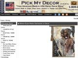 Browse Pick My Decor (online)