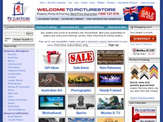 Shop at picturestore.com