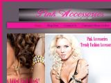 Pinkaccessoriesshop.com Coupon Codes