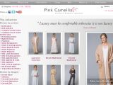 Browse Pink Camellia Nightwear