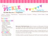 Browse Pink Pickle Studios