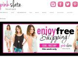 Pinkslateboutique.com Coupon Codes
