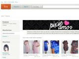 Browse Pixie Amor