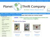 Planetearththrift.com Coupon Codes
