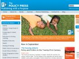 Browse The Policy Press