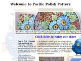 Browse Polish Pottery