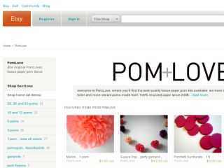 Shop at pomlove.etsy.com