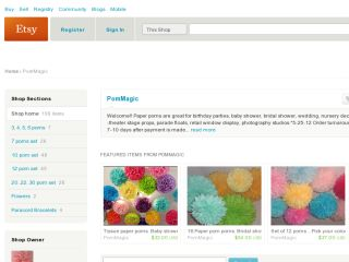 Shop at pommagic.etsy.com