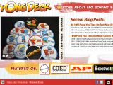 Browse Pong Deck