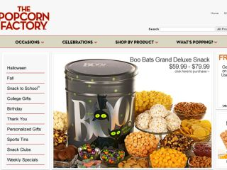 Shop at popcornfactory.com