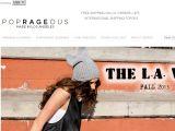 Poprageous.com Coupon Codes