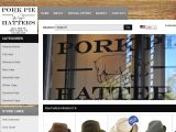 Browse Pork Pie Hatters