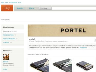 Shop at portelbags.com