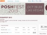 Poshfest2013.eventbrite.com Coupon Codes