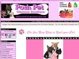 Poshpetglamourboutique.com Coupon Codes