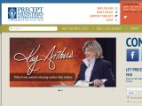 Browse Precept Ministries International