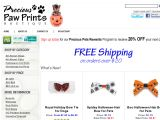Browse Precious Paw Prints