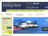 Browse Prestige Beds
