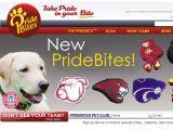 Pridebites.com Coupon Codes