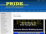 Browse Pride Nutrition