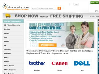 Shop at printcountry.com
