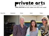 Privateartsla.com Coupon Codes