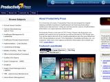Browse Productivity Press