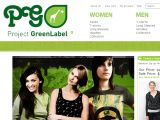 Browse Project Green Label