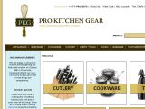 Browse Pro Kitchen Gear