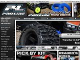 Browse Pro-Line Racing