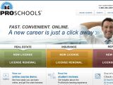 Browse Proschools
