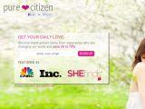 Browse Pure Citizen
