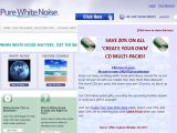 Browse Pure White Noise®