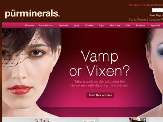 Shop at purminerals.com