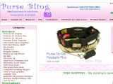 Browse Purse Bling