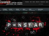 Browse Pwnstar Clothing