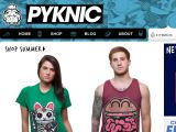 Pyknic.com Coupon Codes