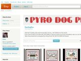 Pyrodogpins.etsy.com Coupons