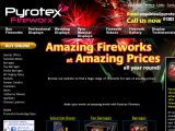 Browse Pyrotex Fireworx Ltd